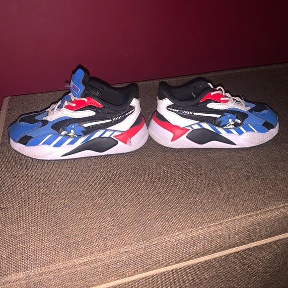 Puma Shoes X Sonic Rsx Sneakers Poshmark